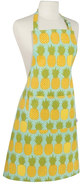 Basic Apron Pineapples