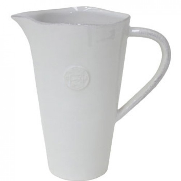 Pitcher 2qt White