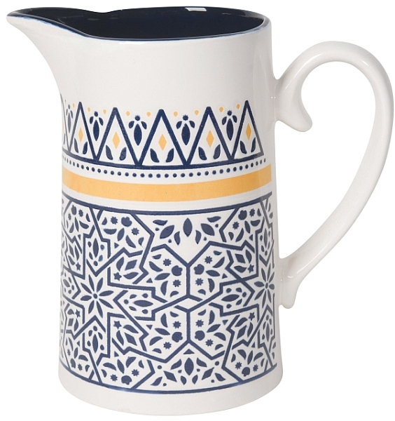 Medina Tile Pitcher 40oz