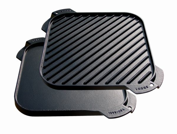 "10.5"" Square Reversible Griddle"