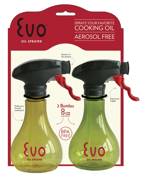Evo Oil Sprayer 2/8oz