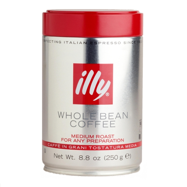 illy Whole Bean Medium Roast