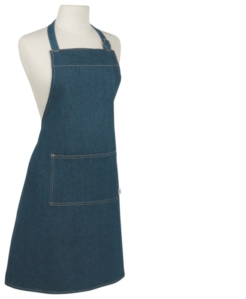 Basic Apron Denim