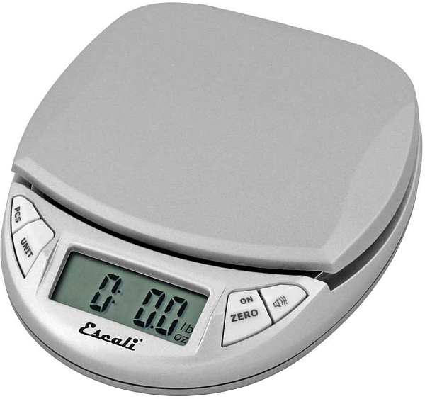 Pico Digital Scale Silver-Gray