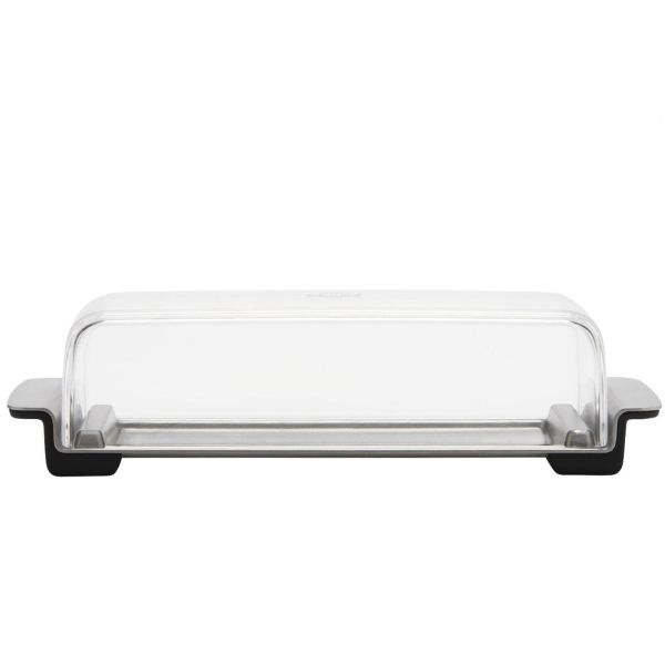 Stainless Butter Dish
