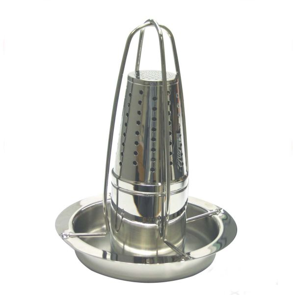 Stainless Vertical Roaster