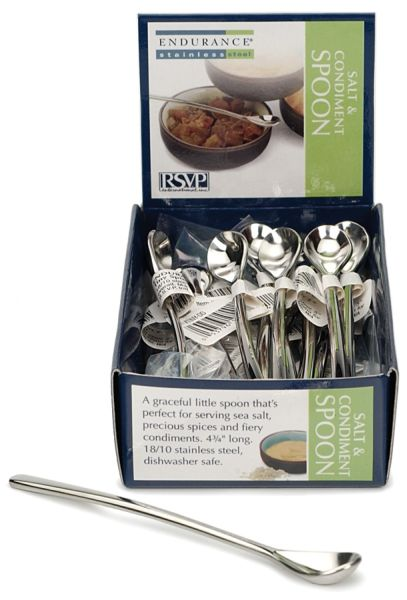 Stainless Steel Salt Spoon