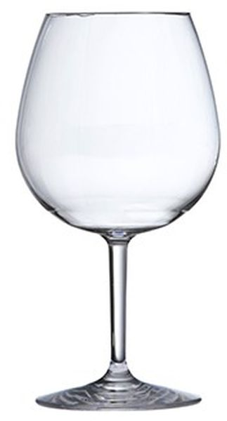 Red Wine Glass Copoloyester