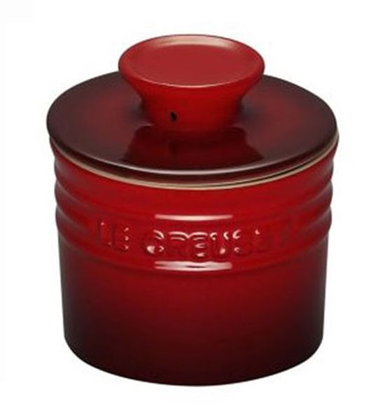 6oz Butter Crock Cherry