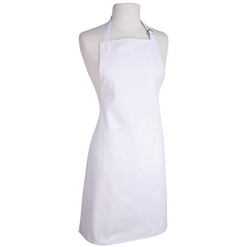 Basic Apron White