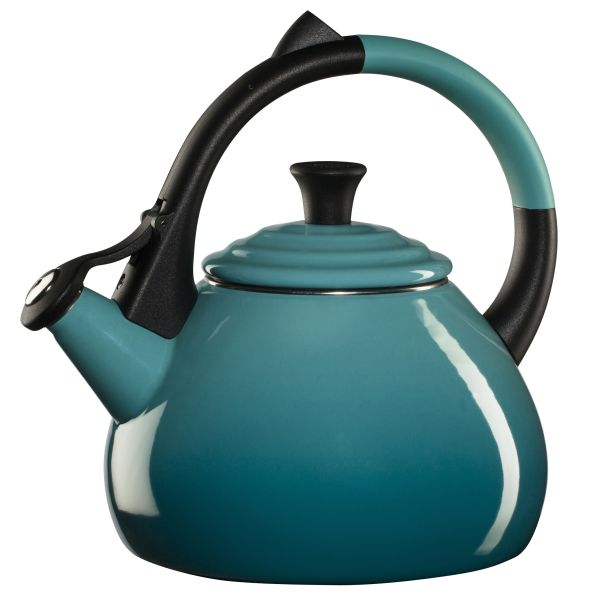 1.6qt Oolong Teakettle Caribbe
