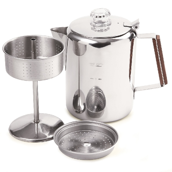 9 Cup Stainless Percolator
