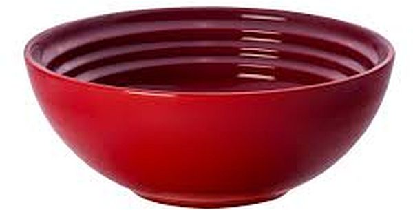 22oz Soup Bowl Cerise