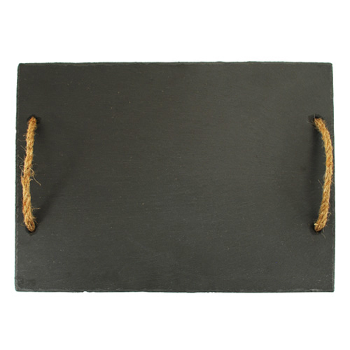 "15.5""x12"" Slate Cheese Board"