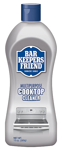 Bar Keepers Cooktop Cleaner
