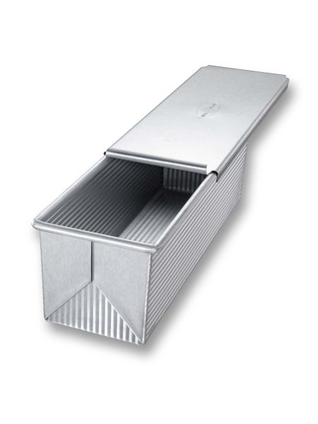 "9""x4"" Pullman Loaf Pan & Cover"