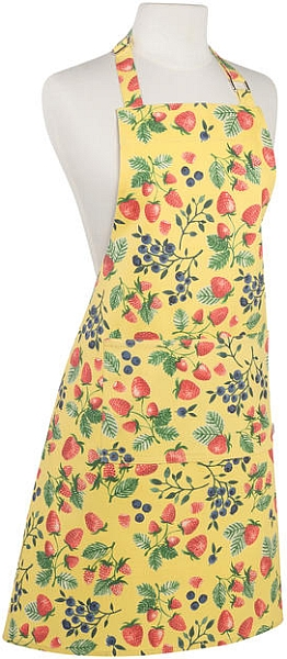 Berry Patch Chef Apron