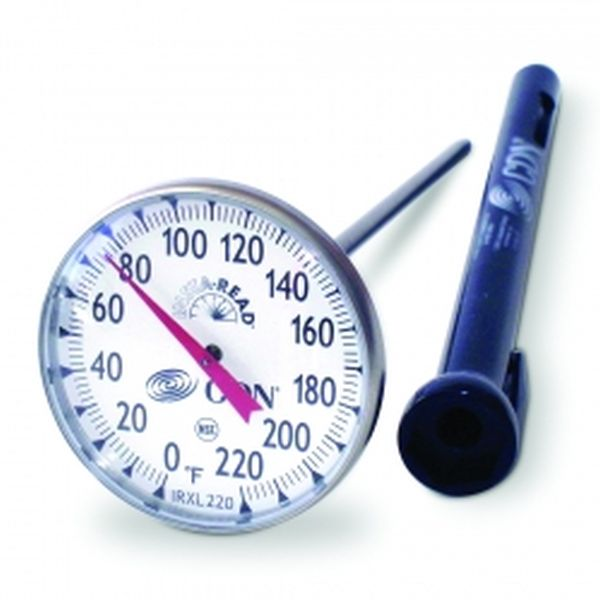 Inst-Read Lg Dial Thermometer