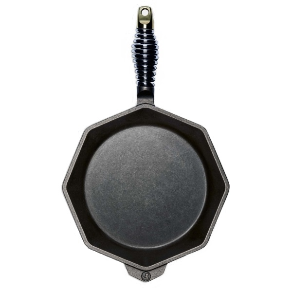 "10"" Finex Cast Iron Skillet"