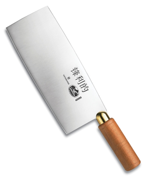 Chinese Curved Cleaver